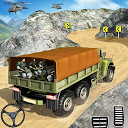 US Army Truck Driving Simulation Games: Truck Game