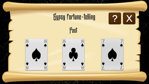 Fortune Telling on Playing Cards  screenshots 5