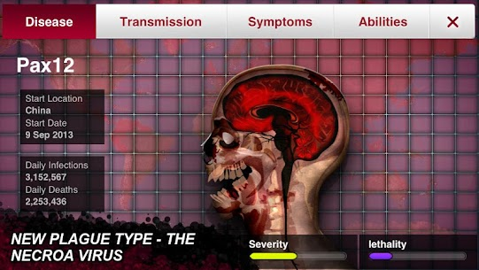 Plague Inc Mod APK v1.17.0 Download [All Unlocked] For Android – Updated 2020 3