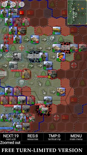 Battle of Moscow 1941 (free) by Joni Nuutinen 4.4.0.0 screenshots 6