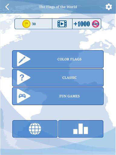 The Flags of the World u2013 World Flags Quiz 5.6 screenshots 9