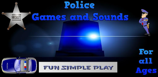 دانلود بازی ماشین پلیس کودکانه
