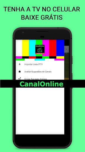 Foto do CanalOnline - Player Para Assistir TV Aberta