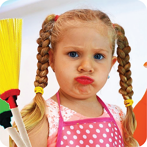 Funny Kids Videos Show 1.10 by Kisacakids studio logo