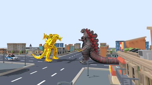Fire Arena - King of Monsters apkdebit screenshots 6