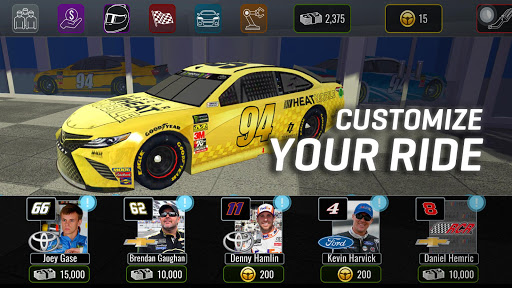 NASCAR Heat Mobile 3.3.5 screenshots 7