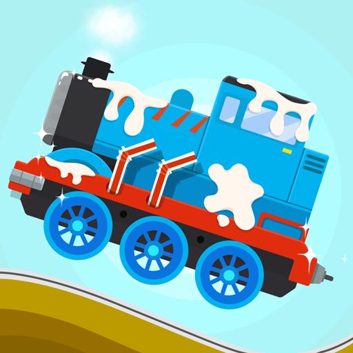 Togfører - Togsimulator & kørespil