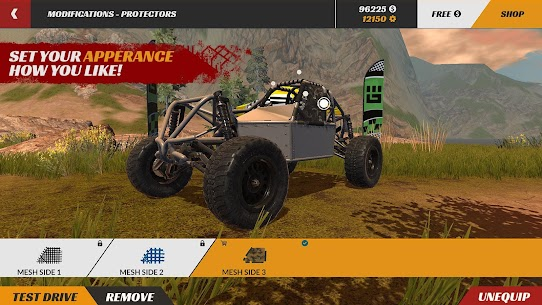 Offroad PRO – Clash of 4x4s MOD APK 1.0.15 (Free Shopping) 10