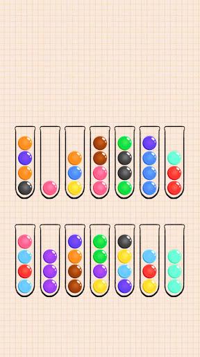 BallPuz: Ball Color Sorting Puzzle Games Apkfinish screenshots 4