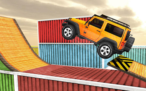 GT Jeep Impossible Mega Dangerous Track 0.1 screenshots 1
