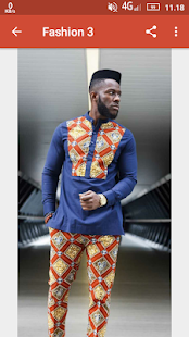 Latest African Fashion Styles For Men
