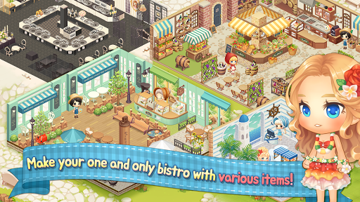 My Secret Bistro - Play cooking game with friends 1.7.1 screenshots 11