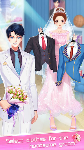 ud83dudc70ud83dudc92Anime Wedding Makeup - Perfect Bride 2.6.5052 screenshots 20