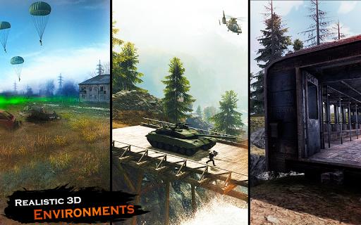 Sniper Cover Operation: FPS Shooting Games 2021 6 screenshots 1