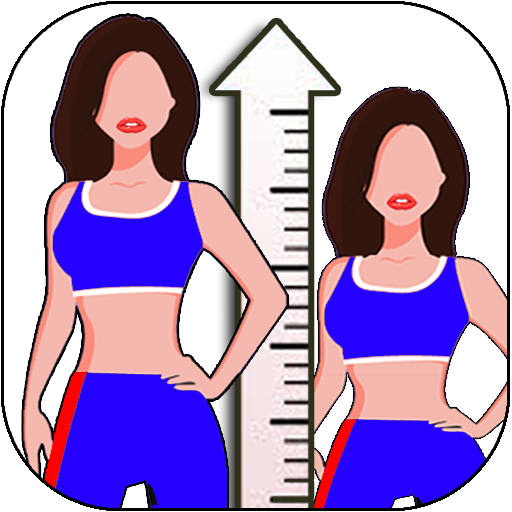 Increase Height Workout Taller in 30 days icon