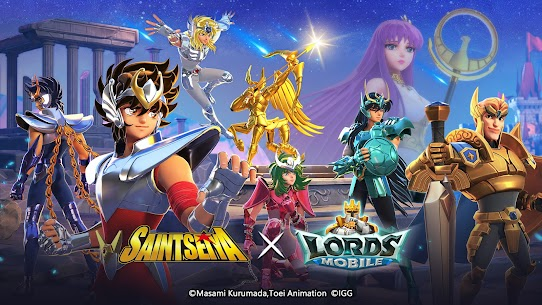 Lords Mobile: Kingdom Wars (FULL) 2.44 Apk + Data 1