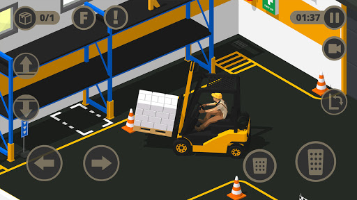 Forklift Extreme 3D screenshots 2