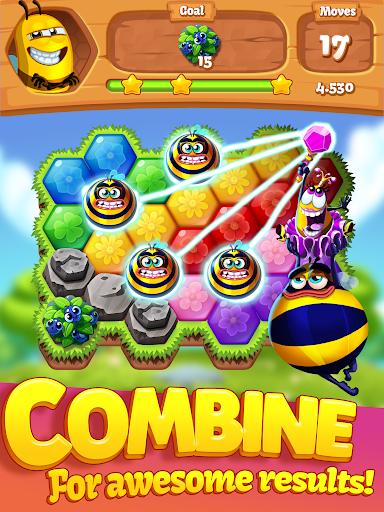 Bee Brilliant Blast 1.33.1 screenshots 8