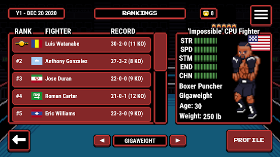 Prizefighters 2 Screenshot