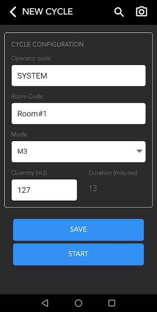 Moduline Pure Control App screenshot 3