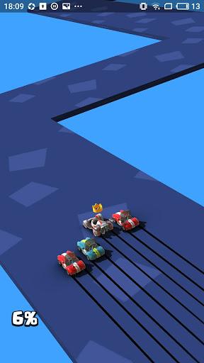 Crazy Kart - Online (Hadiah Gratis)  screenshots 3