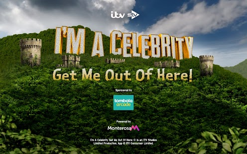 I'm A Celebrity Get Me Out Of Here! Screenshot