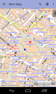 Vienna Offline City Map Lite