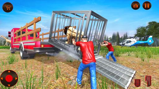 Wild Animals Transport Simulator:Animal Rescue Sim 1.0.24 Screenshots 10