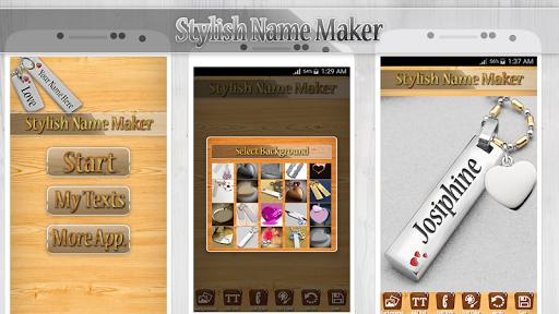 Stylish Name Maker screenshot