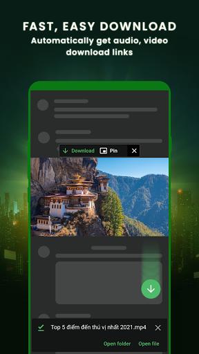 Cu1ed1c Cu1ed1c Browser - Browse web fast & secured 89.0.244 Screenshots 1