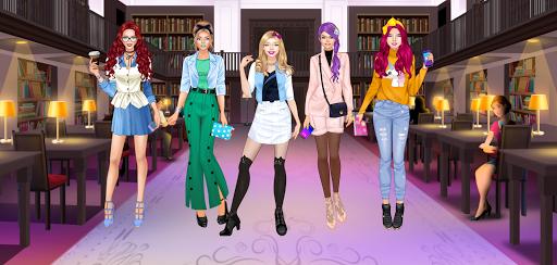 Superstar College Girls Makeover 1 screenshots 6