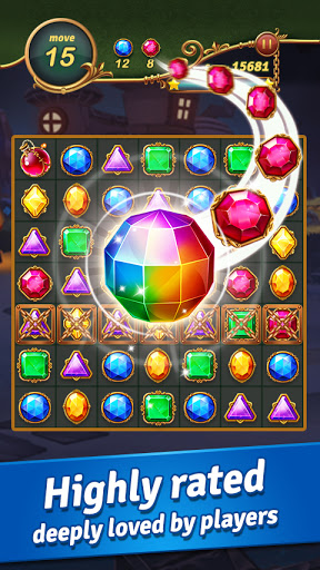 Jewel Castleu2122 - Classical Match 3 Puzzles  screenshots 2