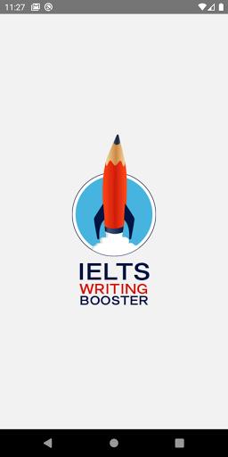 Ielts writing booster 1.0.2 screenshots 1