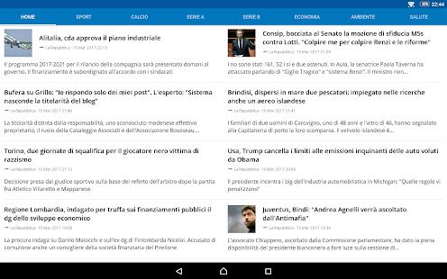 Italia News | Italia Notizie 7.2.1 Screenshots 18