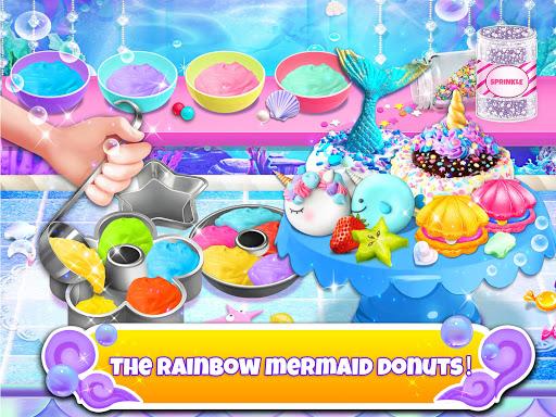 Unicorn Chef: Mermaid Cooking Games for Girls 2.2 screenshots 10