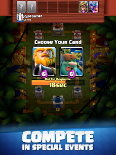 Clash Royale MOD APK (Unlimited Gold/Gems) 22