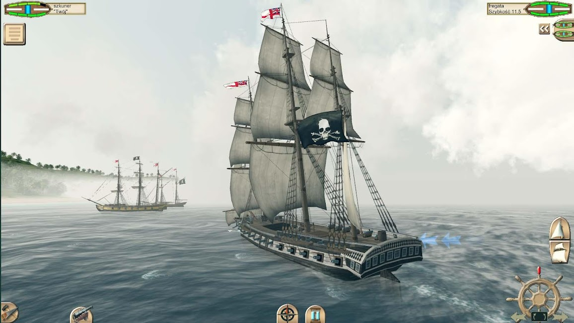 Pirate Caribbean Hunt GiftCode Unlimited Money 9.7.1 1