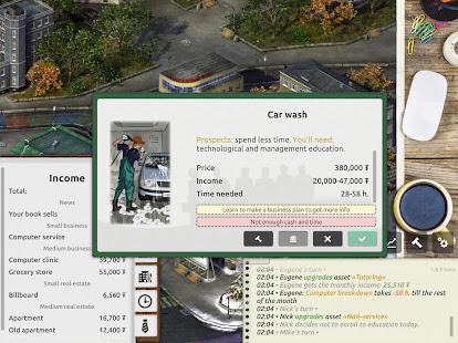 Timeflow: Time is Money Sim 1.10.1 Screenshots 14