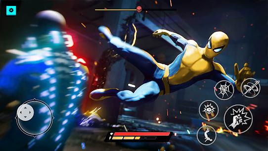 Spider Hero: Superhero Fighting 4