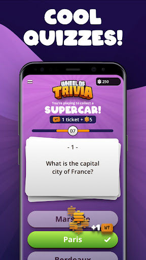 Wheel of Trivia  screenshots 4