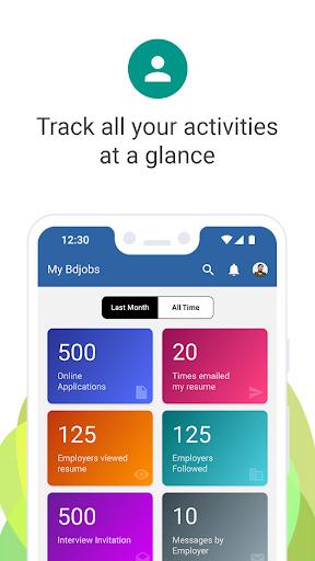 Bdjobs 2.7.0.1 Screenshots 5