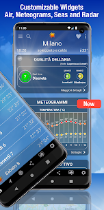 The Weather: weather forecast by iLMeteo 2
