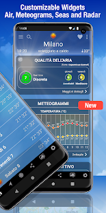 The Weather - Weather forecast and widget Screenshot