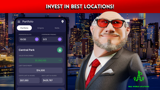 LANDLORD TYCOON Business Management Investing Game  Screenshots 2