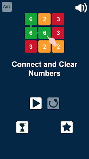 Télécharger Connect n Clear Numbers: Match 3 Numbers Game mod apk screenshots 1