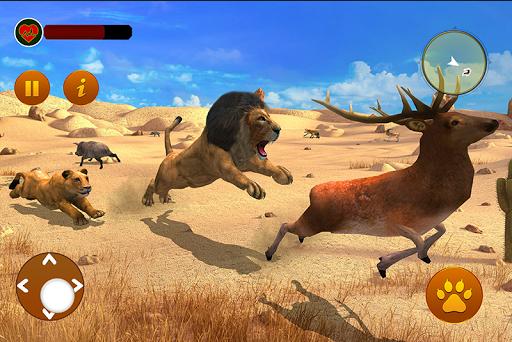 Jungle Kings Kingdom Lion Family screenshots 4
