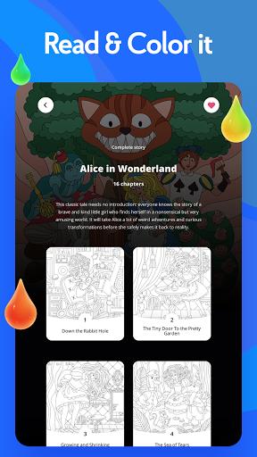 Painting games: Adult Coloring Books, Drawings apkdebit screenshots 23