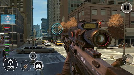New Sniper 3D 2021: New sniper shooting games 2021 screenshots 3