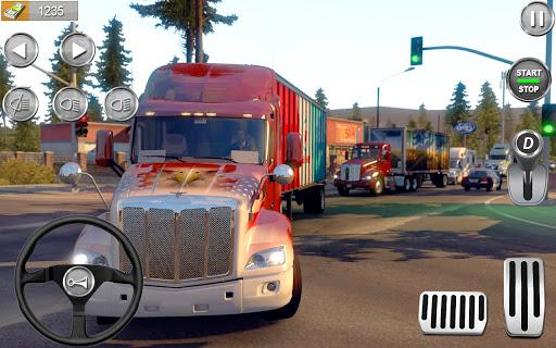 American Cargo Truck Simulator : Truck Driving Sim 1.1 screenshots 5
