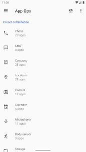 App Ops Mod Apk- Permission manager 5.3.0 (Pro Features Unlocked) 4